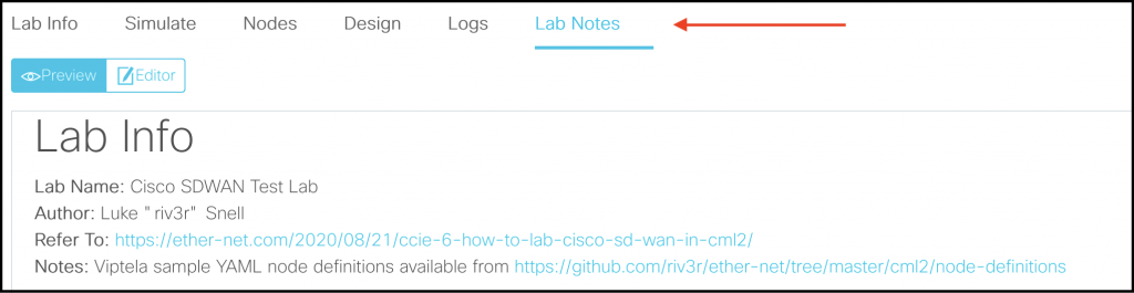 Step 4 - Lab Notes